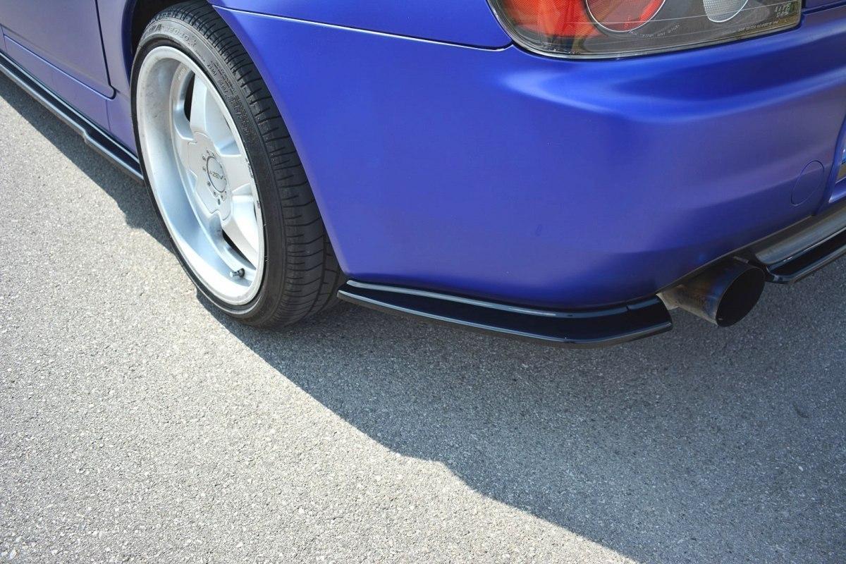 Splittery Tylne Boczne Honda S2000 - GRUBYGARAGE - Sklep Tuningowy